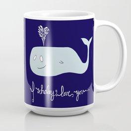Whaley Love You Coffee Mug