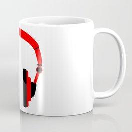 Pair Of Headphones Coffee Mug