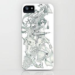 Tigerfish (Wonderful Mess Series) iPhone Case
