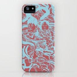 불쾌한 ver. 2 iPhone Case