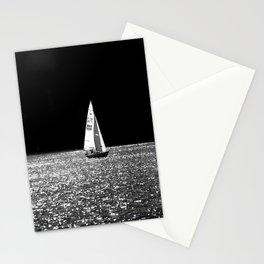 Sailing On The Lake #decor #society6 #buyart Stationery Cards