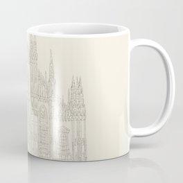 Cathedral of Milan Coffee Mug