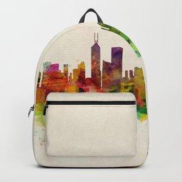 Hong Kong Skyline Backpack