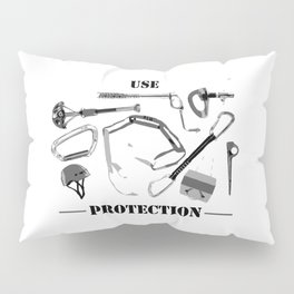 Use Protection Pillow Sham