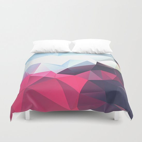 Polygonal Duvet Cover