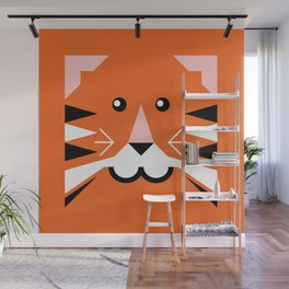 Terry tiger Wall Mural