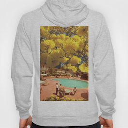 Hot town, summer in the city Hoody