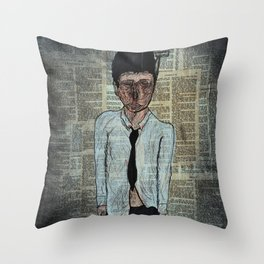 christianity Throw Pillow
