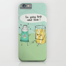 I'm going first iPhone 6s Slim Case