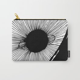 Dark Saturn Carry-All Pouch