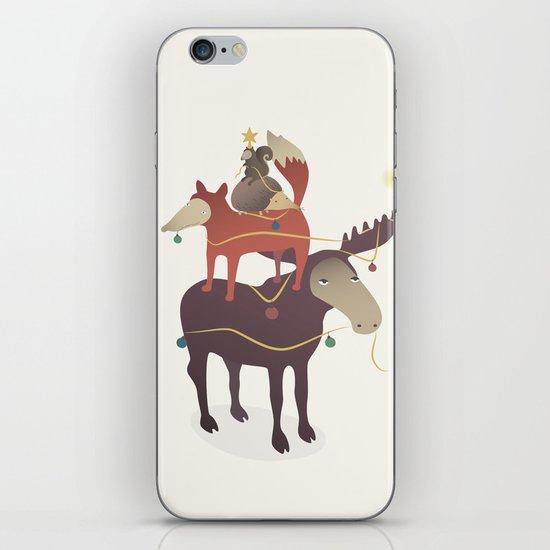X-Moose Tree iPhone & iPod Skin