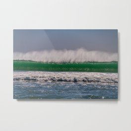 Offshore Wall Metal Print