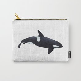 KILLER WHALE/ ORCA Carry-All Pouch