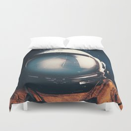 Expectations Duvet Cover