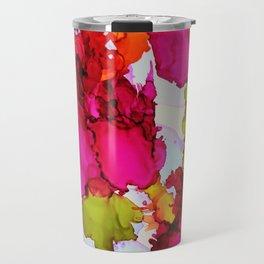 Fresh Tulips Travel Mug