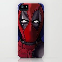 Merc with a Mouth iPhone Case
