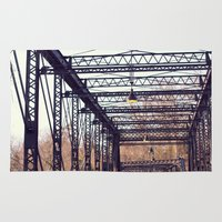 bridge Area & Throw Rugs featuring Bridge by myhideaway