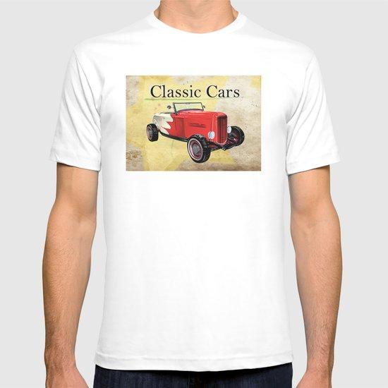 Classic Cars T-shirt
