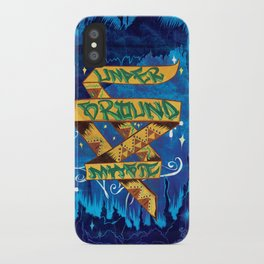 Underground Magic iPhone Case