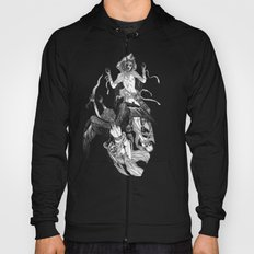 Inverted Coffin Hoody