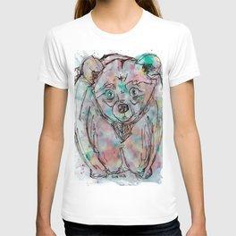 Sketchy Bear T-shirt
