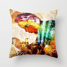 Creating Change Throw Pillow
