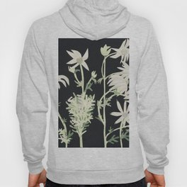 Flannel Flowers Hoody