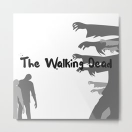 death walker Metal Print