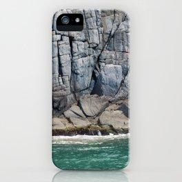 Rock Lines iPhone Case