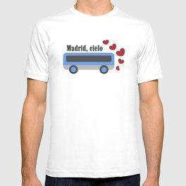 madrid , cielo T-shirt