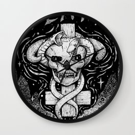 The Valley of Death Wall Clock
