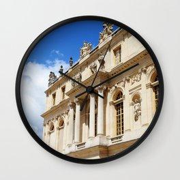 Blue Sky Versailles Wall Clock