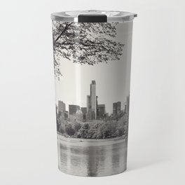 Central Park from Bow's Bridge Travel Mug