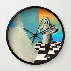 Neptunia Colors Wall Clock