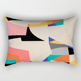 ColorShot III Rectangular Pillow