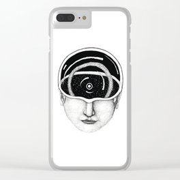 Innerverse Clear iPhone Case