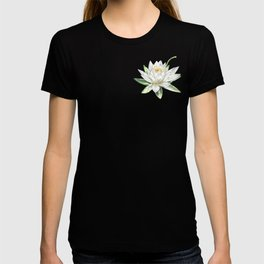 Waterlily Colored pencil T-shirt