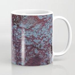Rough purple wall Coffee Mug