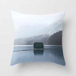 Vancouver, British Columbia II Throw Pillow