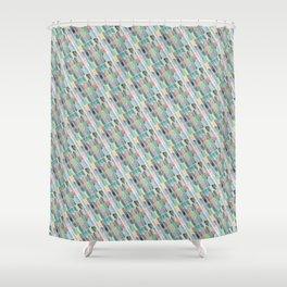 Faded Fantasy Shower Curtain