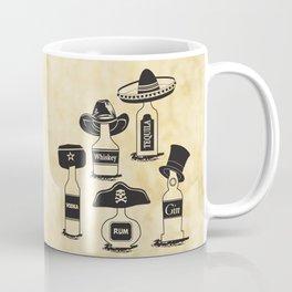 Drinking History Coffee Mug