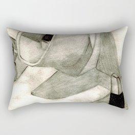 Objects in the sunlight Rectangular Pillow