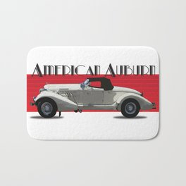 American Auburn Bath Mat