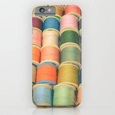 Sew a Rainbow iPhone 6s Slim Case