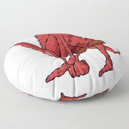 Léopold J. O'Carthy Floor Pillow