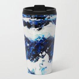 Waves III Travel Mug