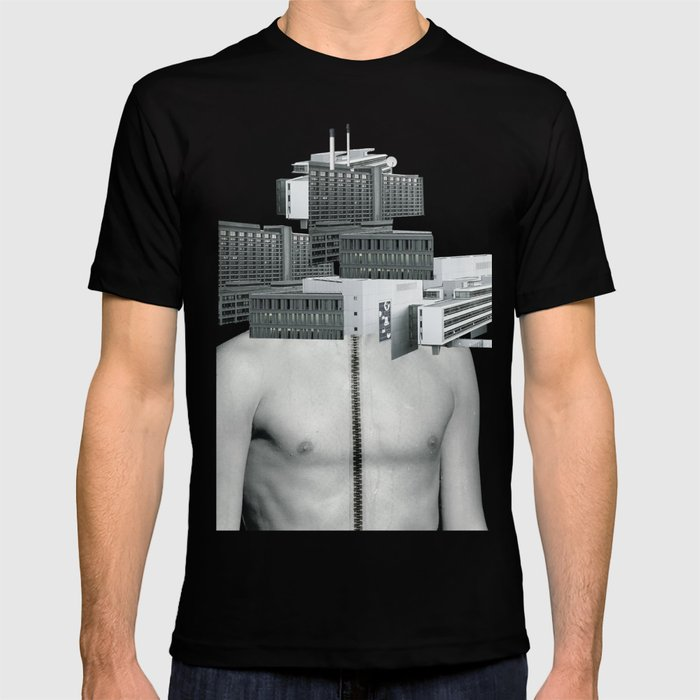 timeless design 84ed8 10ca2 Der moderne HausMann T-shirt by markokoeppe