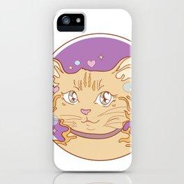 Millicent the cat iPhone Case