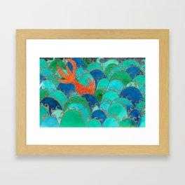 Mulgogi Framed Art Print