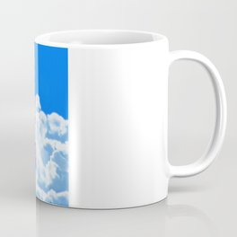 Peace Buddha in the Sky Coffee Mug